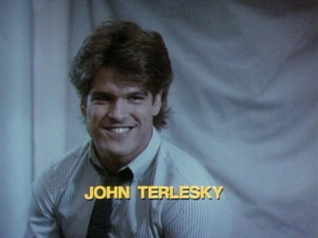 John Terlesky in Chopping Mall (1986)