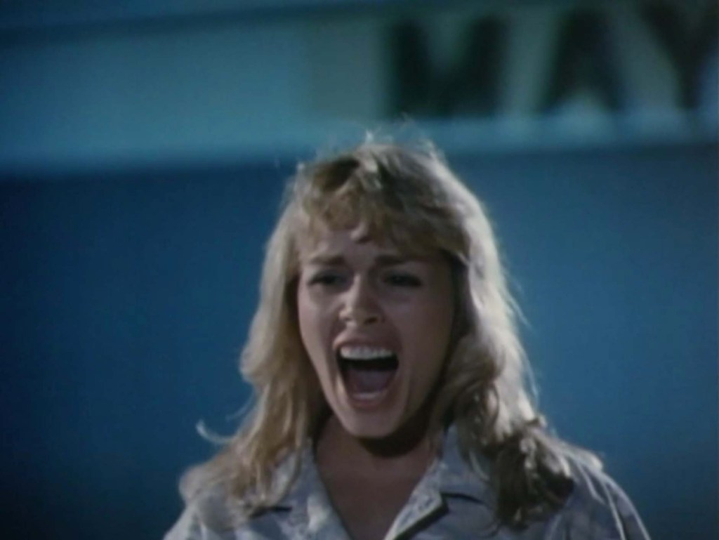 Suzzee Slater in Chopping Mall