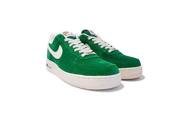 Nike Air Force 1 Pine Green Sail | Cult Edge