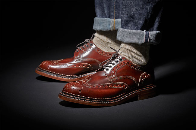 Grenson 'Triple Welt' Collection