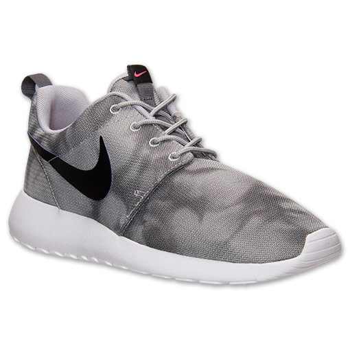 Nike Roshe Run Wolf Grey / Black