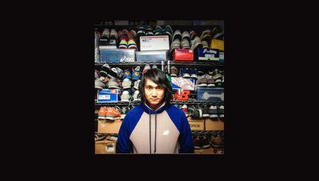 Sneaker Fans Worldwide in Philadelphia with Richie Roxas