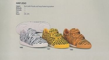 original nike zoo ad