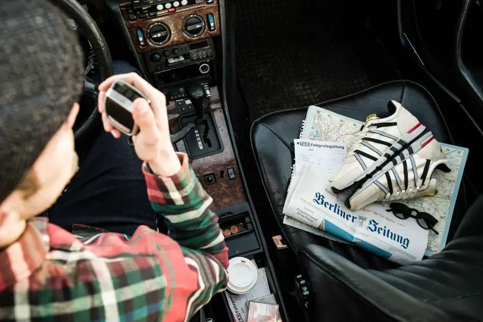 """Overkill x Adidas Consortium EQT Racing 93 """"Taxi"""""""
