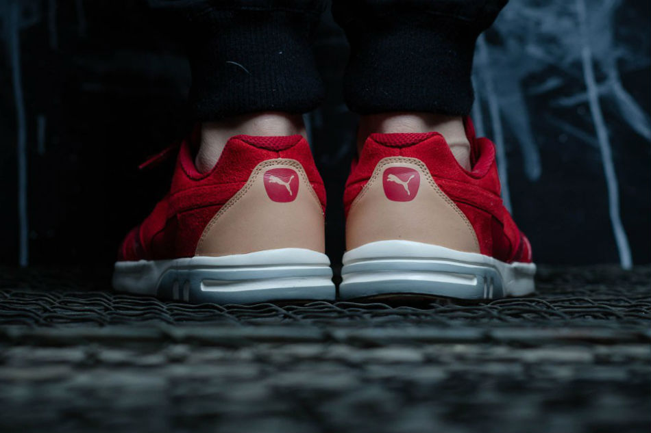 "Puma XT S ""Clancy Pack"" Red"