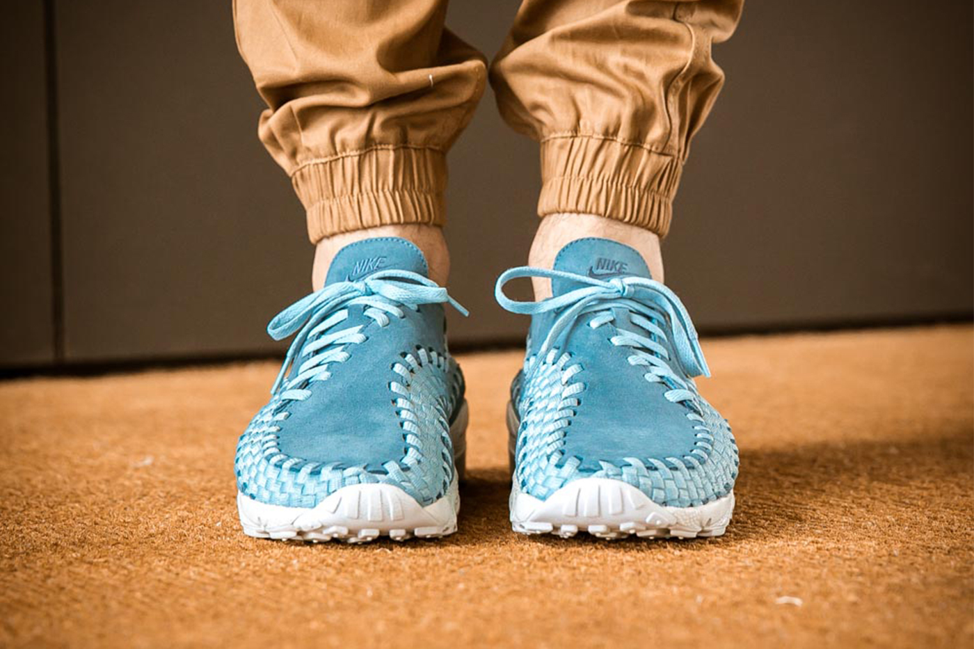Nike Air Footscape Woven NM in Smokey