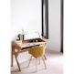 Mr Marius Origami Desk With 5 Drawers Cult Furniture UK