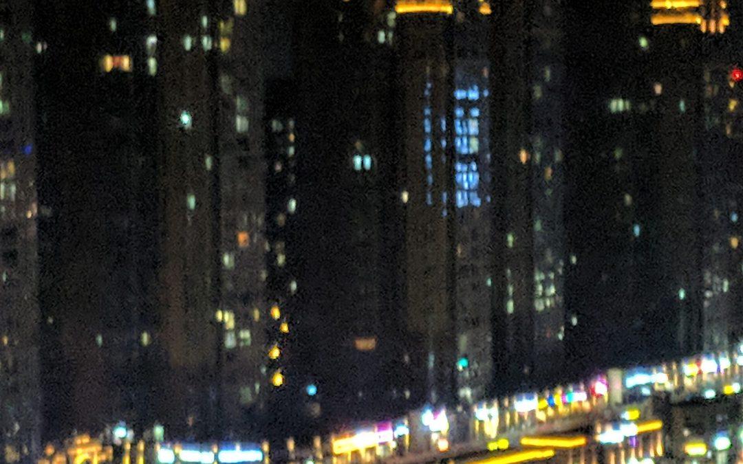 Big in China……