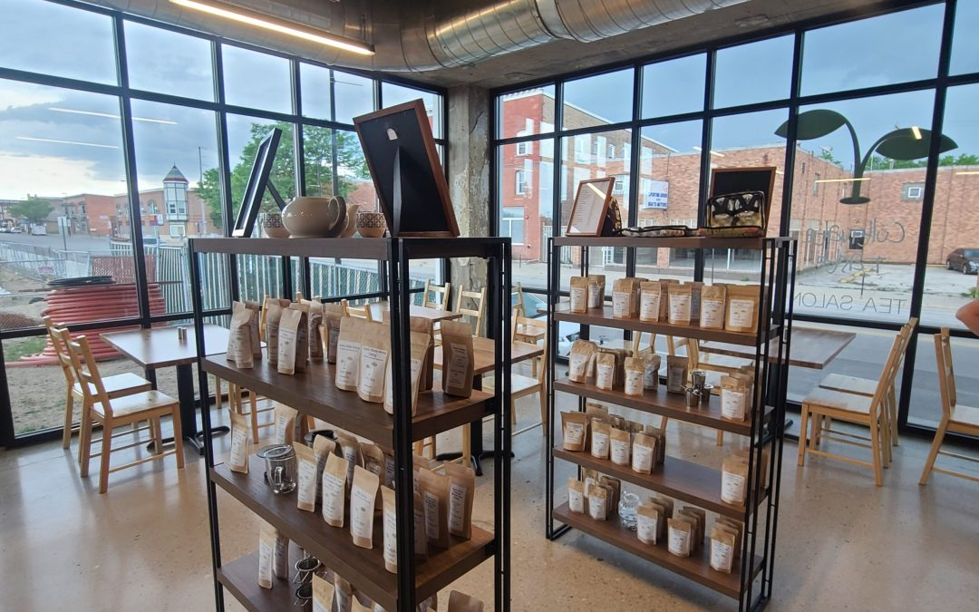 Jennifer Nowicki; Creator of Cultivate Taste, A Tea Salon Click on tea below for article: please click on tea below for article