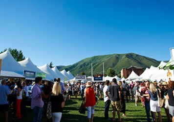 Food and Wine Classic in Aspen 2014