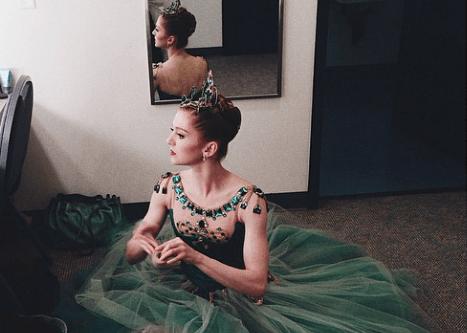 Ballerina Carla Körbes Announces Retirement