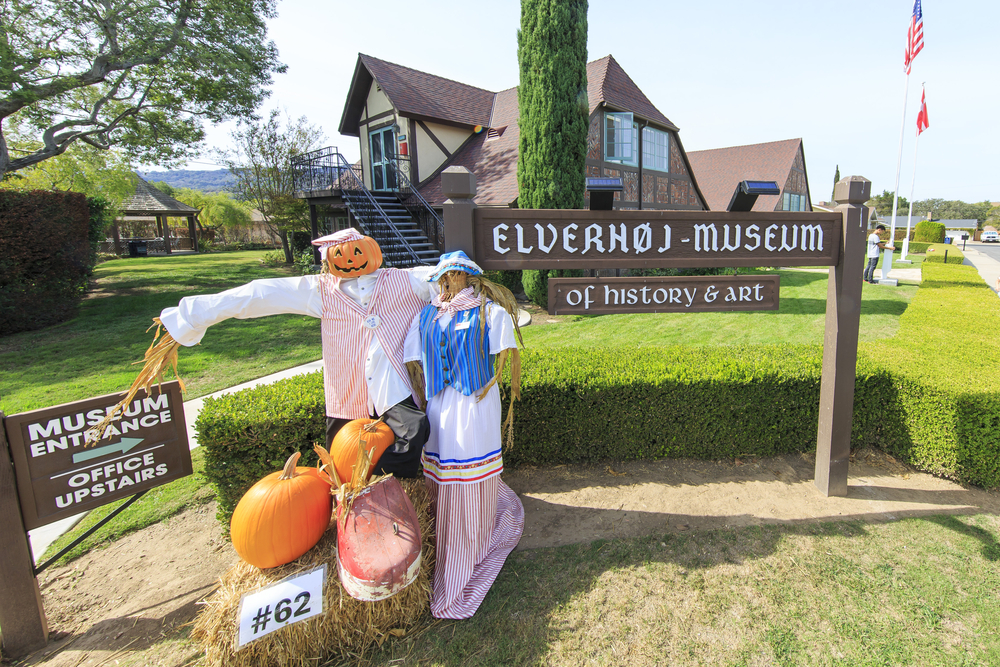 Elverhoj Museum Delves into the Past, Present, and Future