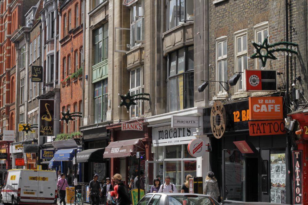 Central London Outernet