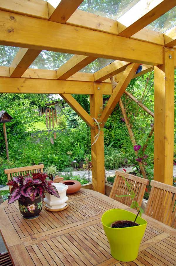 Bien aménager sa terrasse
