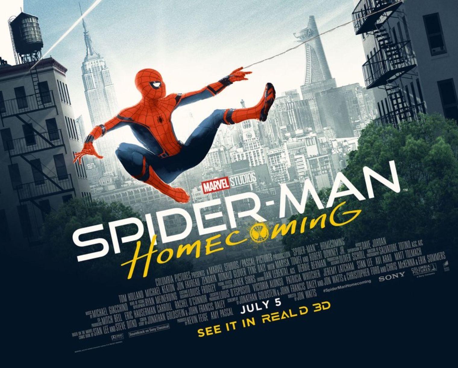 Spiderman Movie Tamil Watch Online