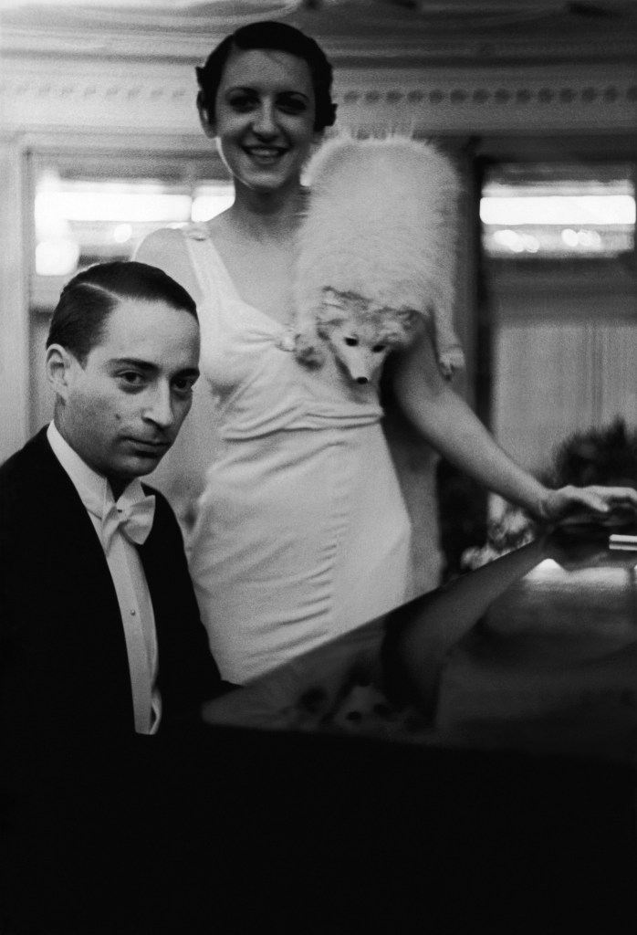 Ballo ungherese, Grand Hotel Dolder, Zurigo, 1935 © Jakob Tuggener Foundation, Uster