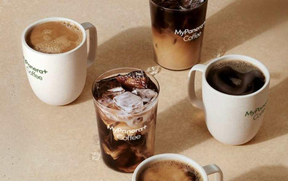 MyPanera+ Coffee