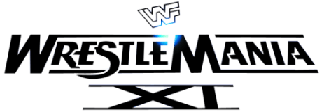 Image result for wrestlemania 11 logo