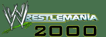 Image result for wrestlemania 16 logo