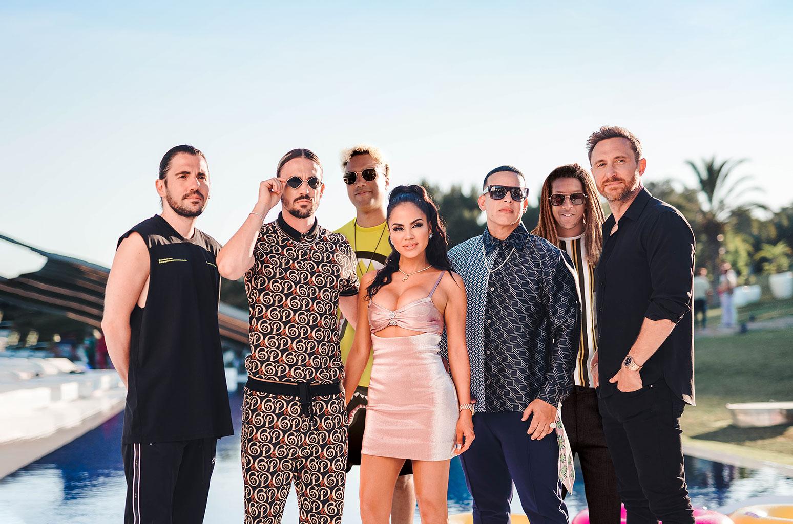 Dimitri Vegas & Like Mike, David Guetta, Afro Bros, Daddy
