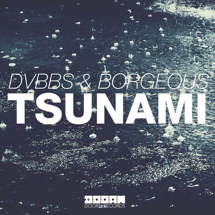 Tsunami (Radio Edit) - DVBBS/Borgeous - 单曲- 网易云音乐