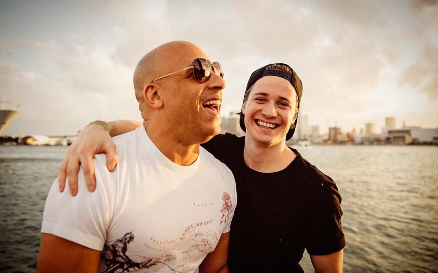 Vin Diesel And Kygo