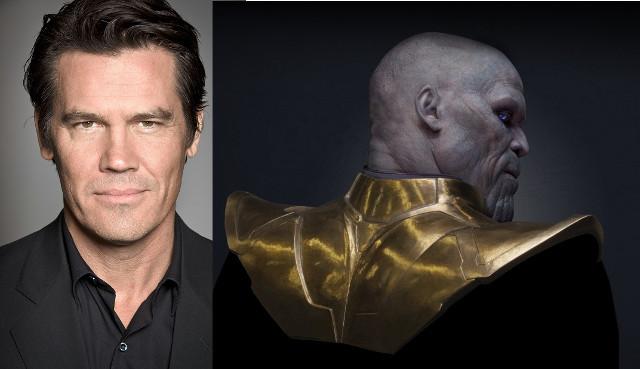 Josh Brolin será Thanos en 'Los Guardianes de la Galaxia'