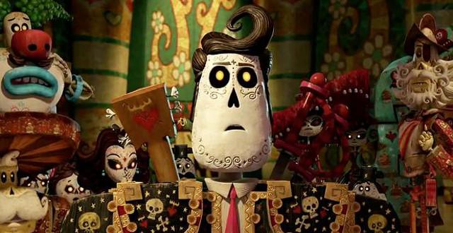 Trailer de 'El Libro de la Vida', la película de animación de Guillermo del Toro y Jorge Gutiérrez