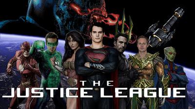 Las siete películas de la Liga de la Justicia ¿reveladas?