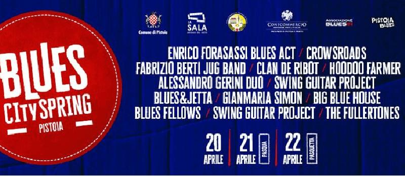 Blues city spring
