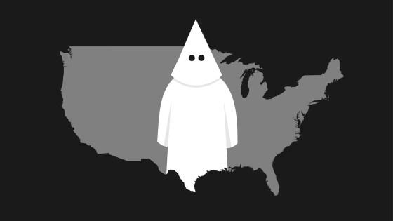 Jejak rasisme di amerika