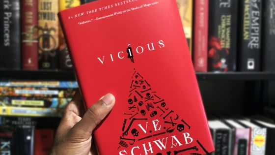 Vicious Novel Review