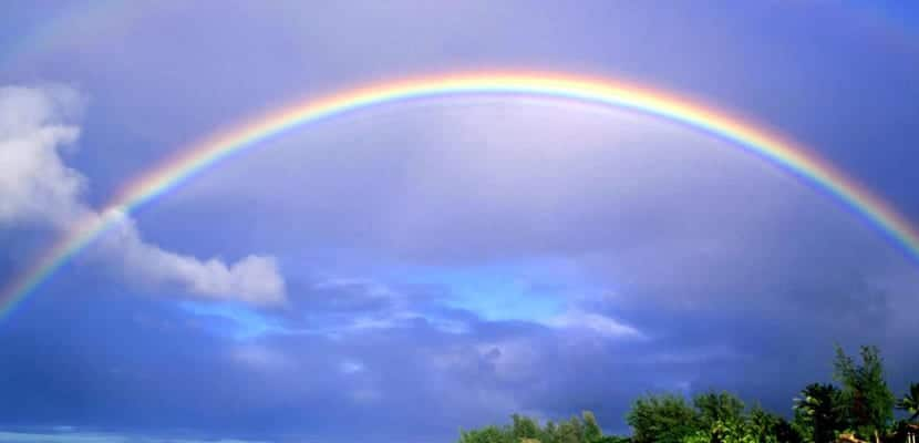 Como Se Producen Los Colores Del Arcoiris