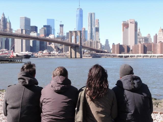 Exit New York City