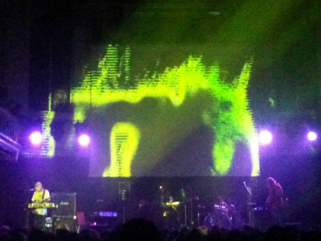 Animal Collective play at Rewire Festival (1-3 April 2016)