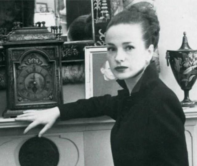 Maeve Brennan in an undated photo.