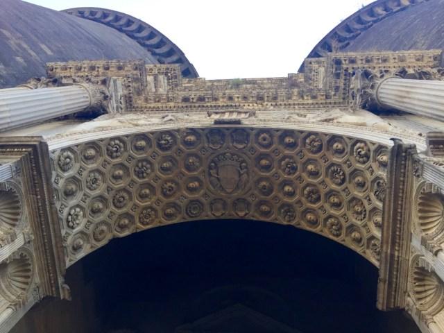 Castel Nuovo's Arch