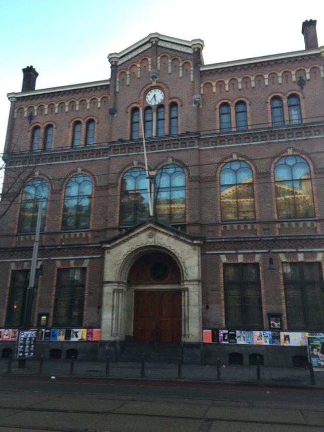 Paradiso, Amsterdam, Music venue
