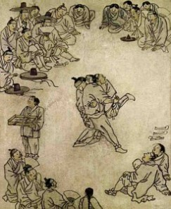 Danwon-Ssireum