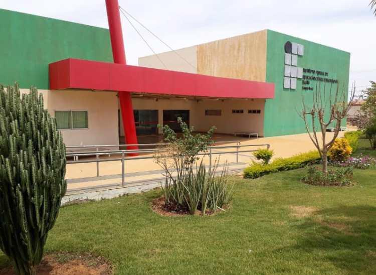 IFBA - campus - Irecê. Foto: divulgação/IFBA Irecê