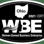 WBE 2021 white