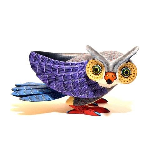 Damian & Beatriz Morales Damian & Beatriz Morales: Owl Birds