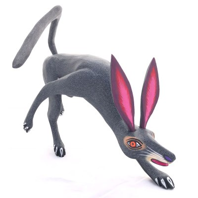 Eleazar Morales Eleazar Morales: Gray Fox Fox