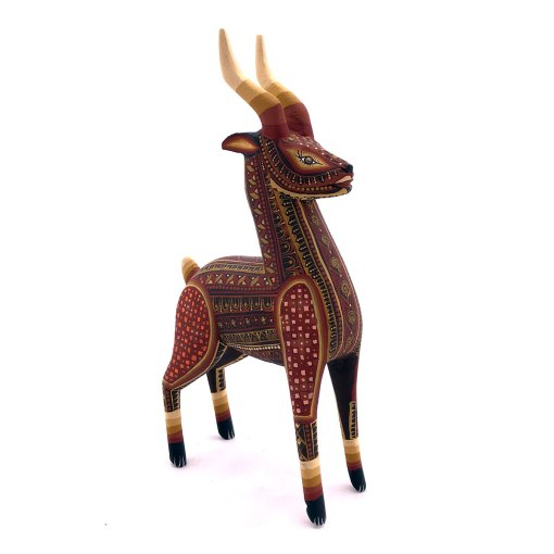 Ivan Fuentes & Mayte Calvo Ivan Fuentes & Mayte Calvo: Small Antelope African Animals