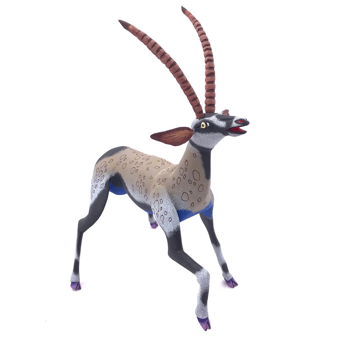 Eleazar Morales Eleazar Morales: Gazelle African Animals
