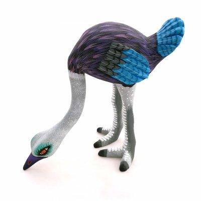 Eleazar Morales Eleazar Morales: Ostrich Birds