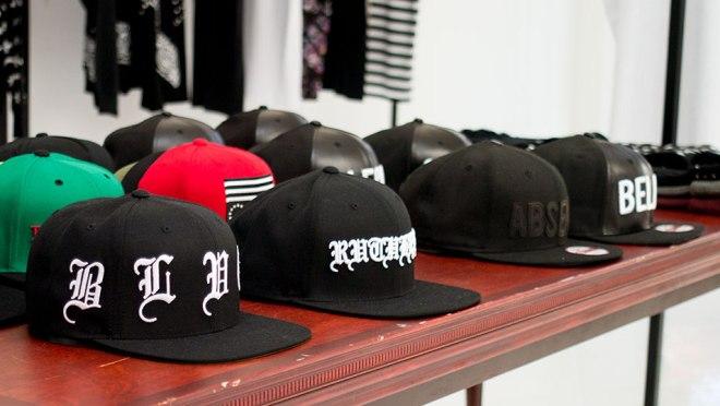 BlackScale-Hats