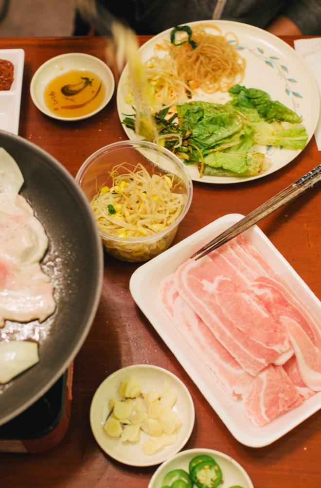 Korean Pork Lettuce Wraps   Cultural Chromatics-6