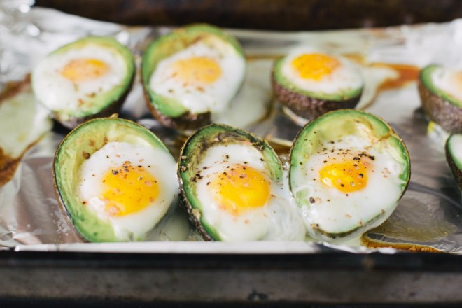 baked avocado eggs | cultural chromatics-5