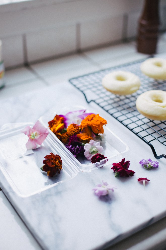 Floral Churro Donuts | Cultural Chromatics-6